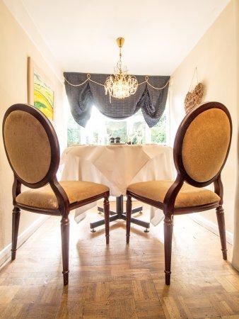 Melbourn, UK: Romantic Table