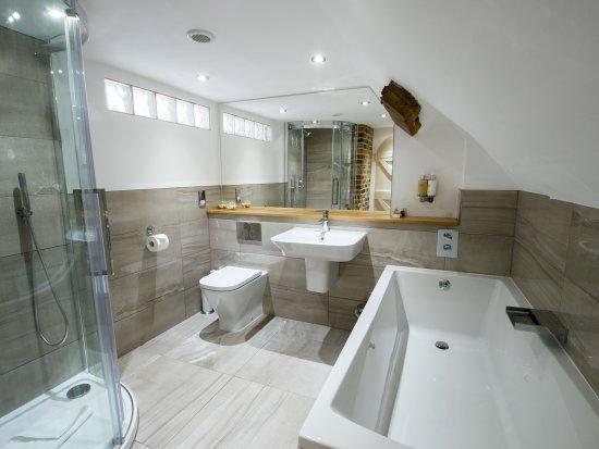 Melbourn, UK: Bathroom