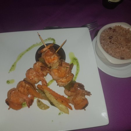 Picture of spring garden seafood steakhouse ocho rios tripadvisor for Spring garden jamaican restaurant