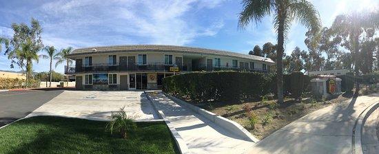 Super  Motel San Bernardino