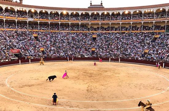 Plaza de Toros las Ventas: Corrida