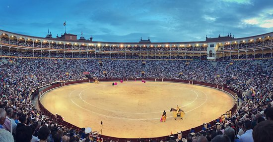 Plaza de Toros las Ventas: Plaza de toros madrid