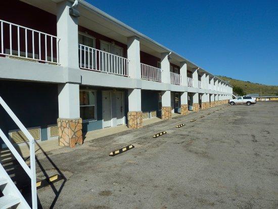 Alpine, TX: Side Exterior