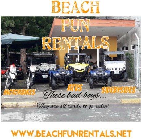 Beach Fun Rentals