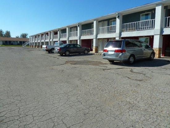 Alpine, TX: Parking