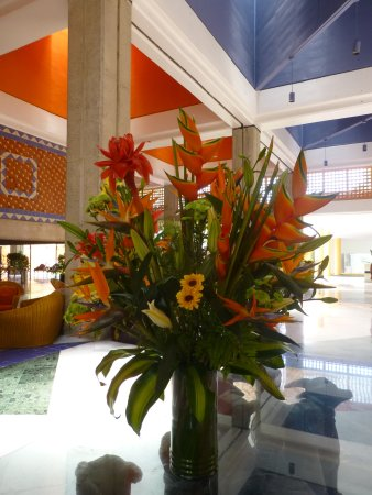Melia Puerto Vallarta All Inclusive: Lobby