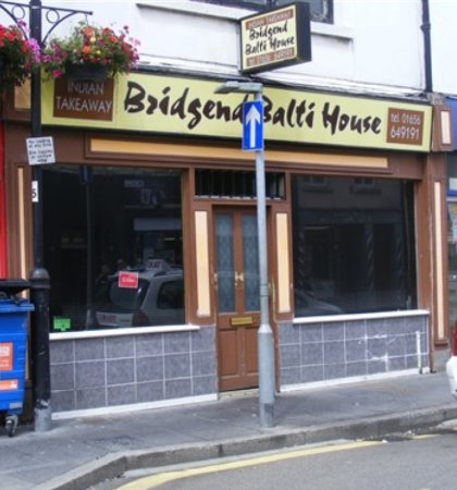 Great Takeaway That We Found Through Just Eat Bridgend