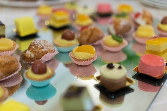 Buffet Di Dolci E Frutta : Buffet dolce e salato la nascita di sophiemarie mini panini e