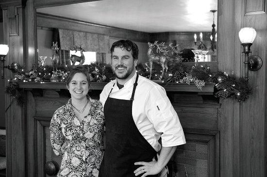 Fryeburg, ME: Your innkeepers, Natalie & Jonathan Spak
