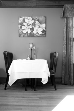 Fryeburg, Мэн: Table for two