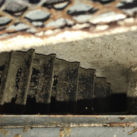 Four Points by Sheraton Fort Myers Airport : Mold in AC unit cont.