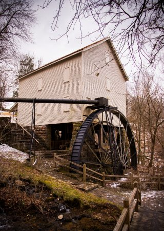 Monticello, KY: old grist mill