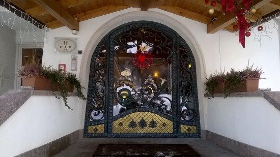 Hotel La Pineta: Ingresso
