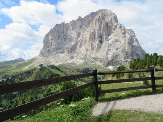 Ciampinoi: Never tire of the mountains