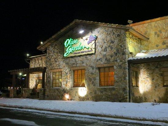 olive garden faade du restaurant - Olive Garden Winter Park