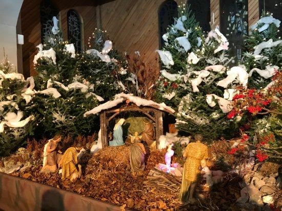 Saint-Pierre Cathedral: la Cathédrale de Saint Pierre - Noël - messe de minuit