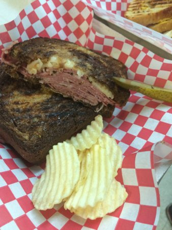 North Sydney, Canada: Smoked meat