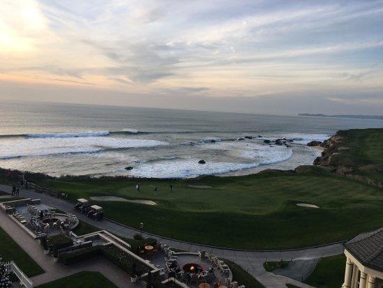 The Ritz-Carlton, Half Moon Bay: Blick aus Zimmer