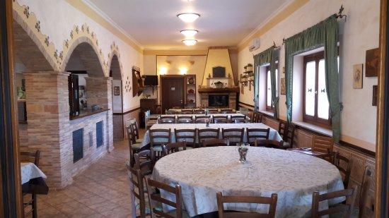 La Nostra Sala Ristorante Interna Picture Of La Rosa Dei Venti Mazzano Romano Tripadvisor