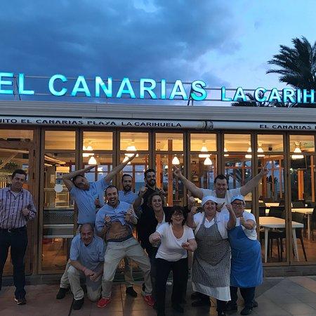 Chiringuito el canarias torremolinos fotos n mero de - Canarias 7 telefono ...