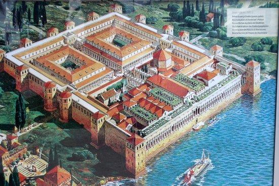 قصر ديوكليتيان
