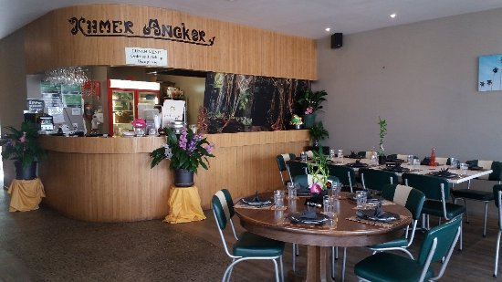 Kaiapoi, New Zealand: Khmer Angkor