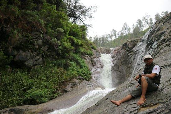Bondowoso, Indonesia: Air Terjun Kali Pahit
