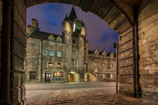 Cannongate Tolbooth