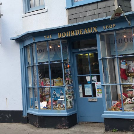The Bourdeaux Shop