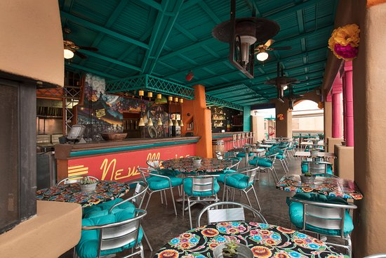 La Cantina At Coyote Cafe