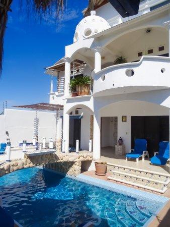 Quinta Lili: Pool area