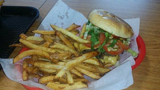 Saint Ann, Missouri: Bus Loop Burgers