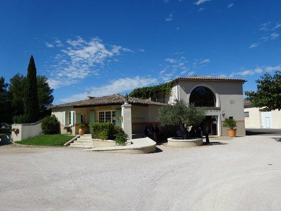 Orange, Frankrig: Vinícola Domaine Grand Veneur (Famille Alain Jaume & Fils)