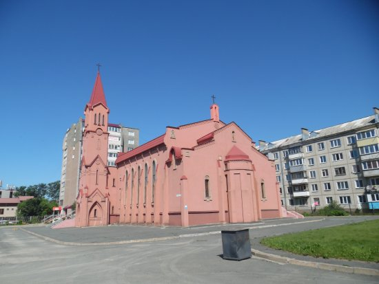 St. James Roman Catholic Church