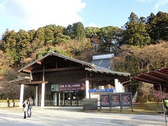 Dazaifu, Japan: 太宰府天満宮側入口