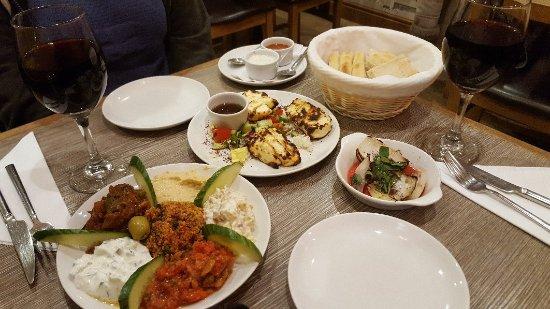Photo1 Jpg Picture Of Ada Restaurant Edinburgh Tripadvisor