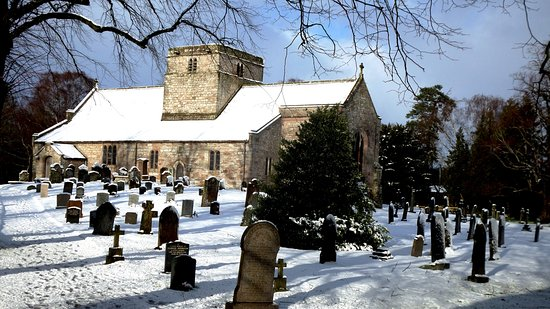 Penrith, UK: St Michaels Barton near Pooley Bridge.