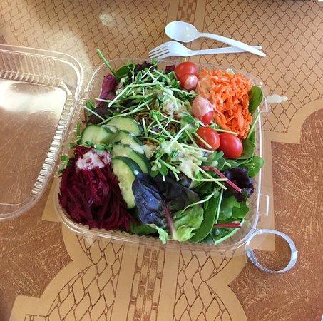 Granby, CT : Sweet Beet Salad