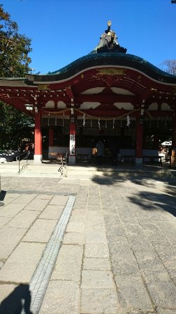 Hisaizu Shrine Photo