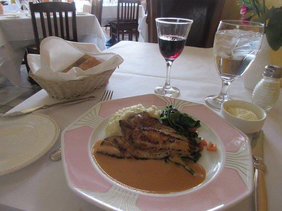K Town Bistro: Wonderful food with nice presentation