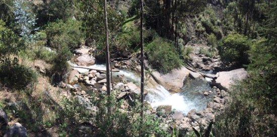 Guican, โคลอมเบีย: Caminata Ecológica al Rio