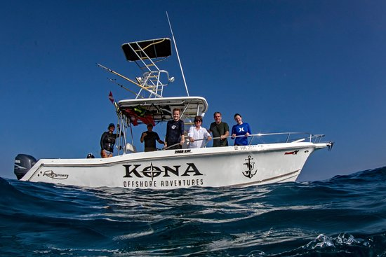 Kona Offshore Adventures