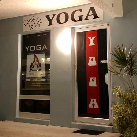 Come To Life Yoga