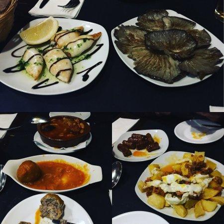 Sidreria el molinon valencia el mercat restaurant - Vegetarian restaurant valencia ...