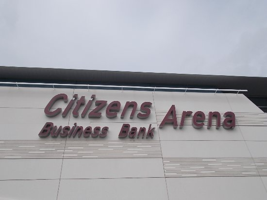 Citizens Business Bank Arena, Ontario, California.