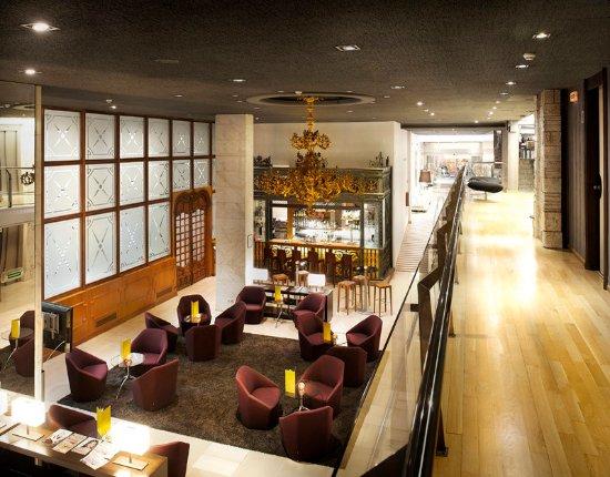 Hotel Silken Ramblas Barcelona: Bar/Lounge