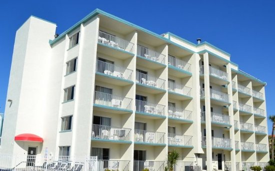 GulfView Hotel - On The Beach : Exterior