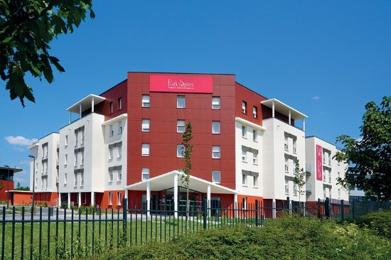 Appart City Reims Parc Des Expositions France Updated