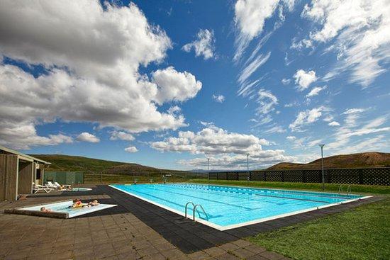 Budardalur, Islandia: Pool