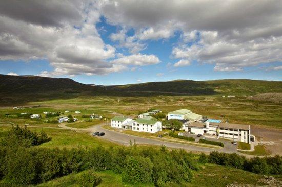 Budardalur, Islandia: Exterior